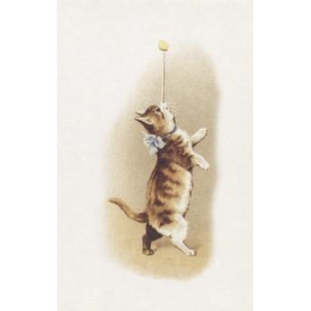 Postcard juggler