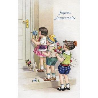 Postcard children gifts