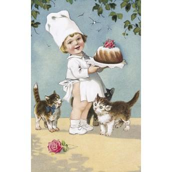 Postcard baker