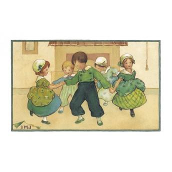 Postcard dance