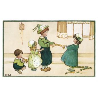 Postcard children's games