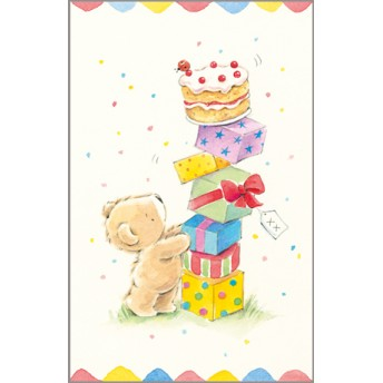 Postcard bear gifts