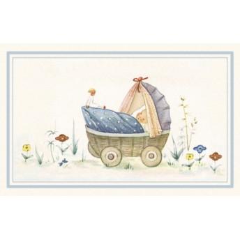 Postcard cradle