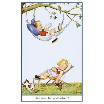Postcard the nap