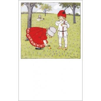 Postcard orchard