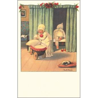 Postcard the bedtime