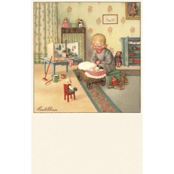 Postcard child's bedroom