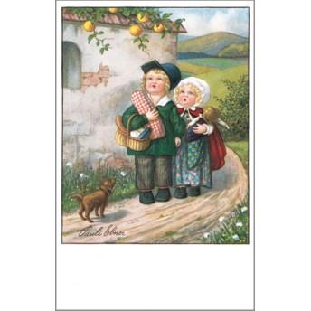 Postcard picnic
