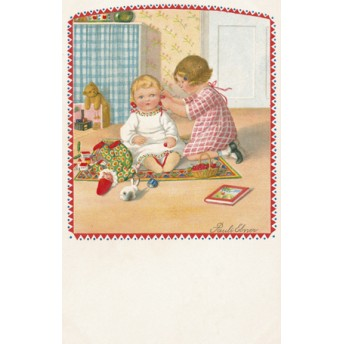 Postcard games