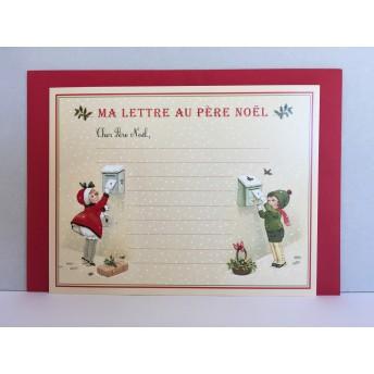 My Santa Claus's letter