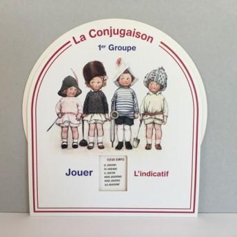 Disc conjugation 1st groupe