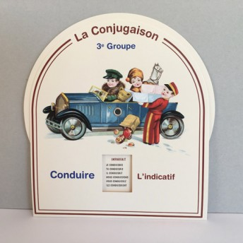 Disc conjugation 3rd groupe
