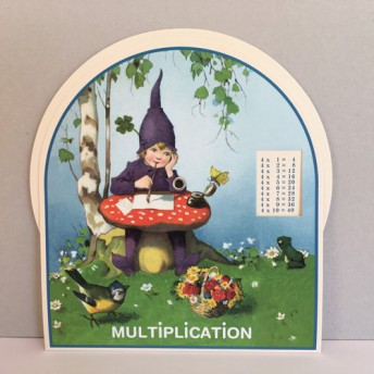 Disc multiplication