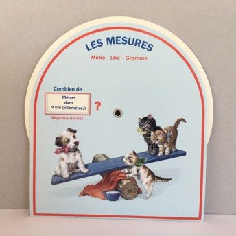 Disc the measure